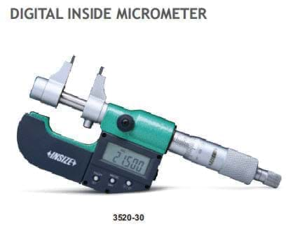 DIGITAL INSIDE MICROMETER รุ่น 3520
