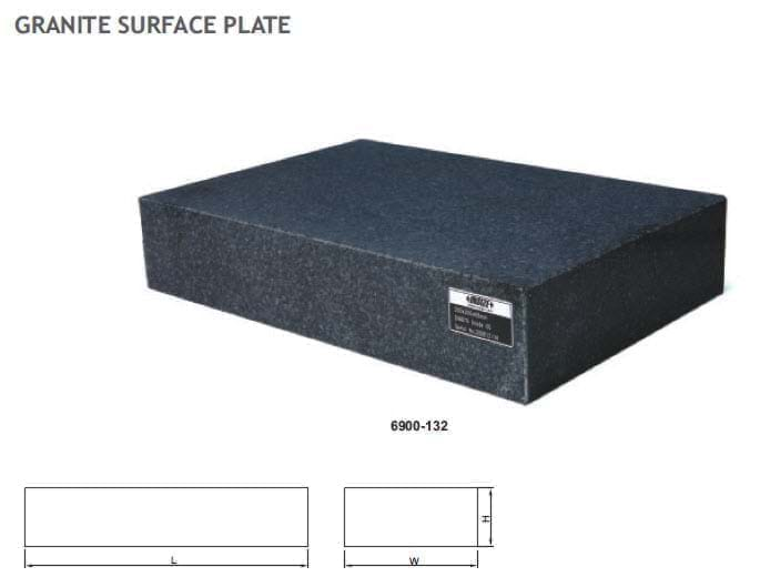 GRANITE SURFACE PLATE รุ่น 6900
