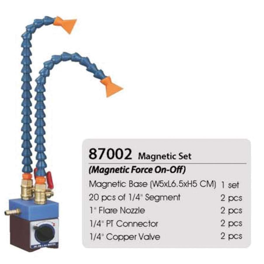 87002 MAGNETIC SET (MAGNETIC FORCE ON-OFF)
